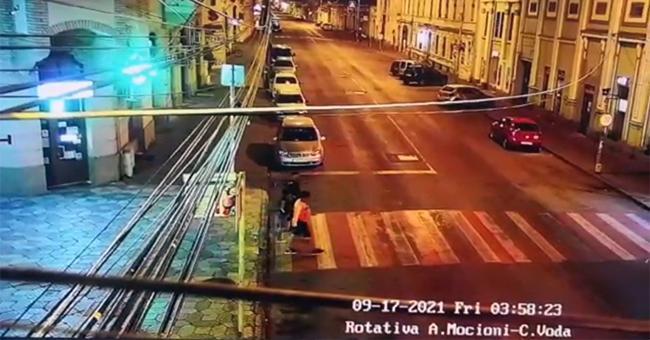 Video  Jandarmii din Timiș din nou la datorie
