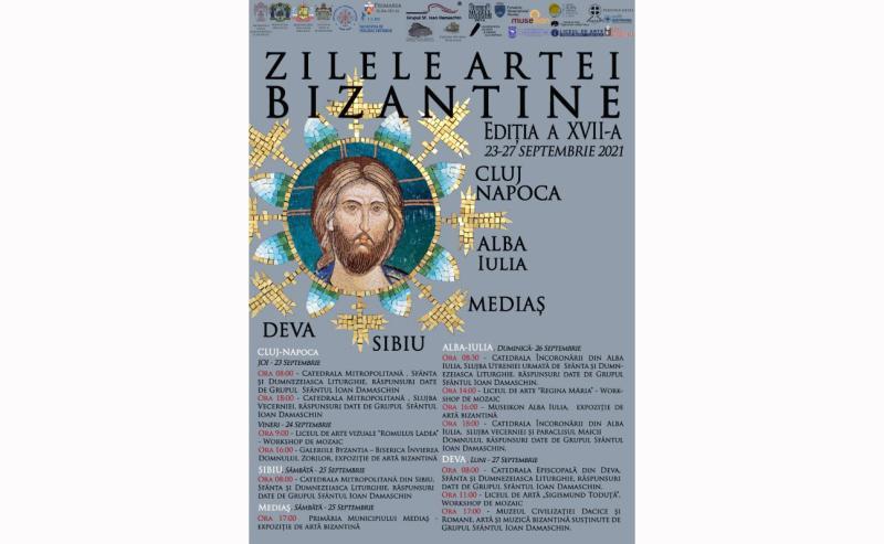 Si la Deva Zilele Artei Bizantine 2021