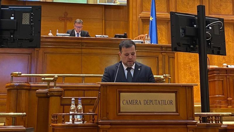 Cristian Ichim inițiator al proiectului de lege pentru utilizarea unui sistem video de monitorizare a traficului Sunt conștient de câte vieți ar putea salva acest sistem
