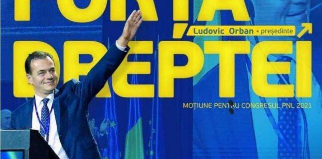 Ludovic Orban câştigă Cifrele momentului arată că suntem în grafic pentru câştigarea Congresului PNL
