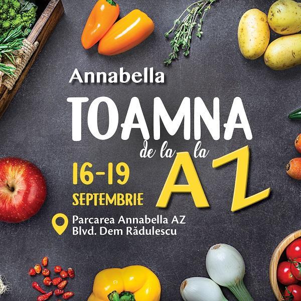 Programul Festivalului ANNABELLA Toamna de la A la Z