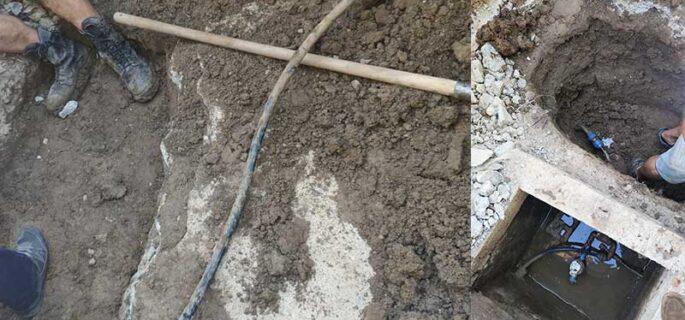 Furturi de apă și racorduri ilegale depistate de Apavil la Râmnicu Vâlcea Drăgășani Nicolae Bălcescu și Horezu