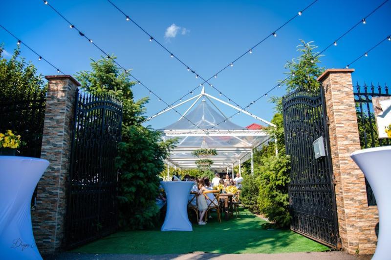 Corturi pentru nunta  o alegere care te va incanta
